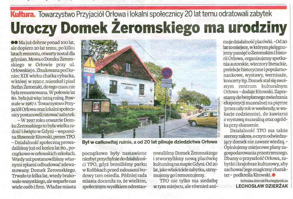 20 lat Domku Żeromskiego