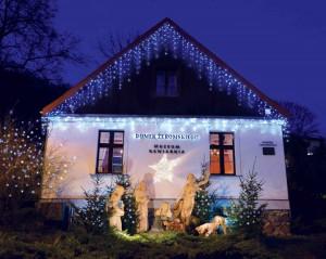 Domek Żeromskiego świątecznie