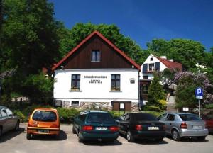 Domek Zeromskiego w Gdyni Orłowie